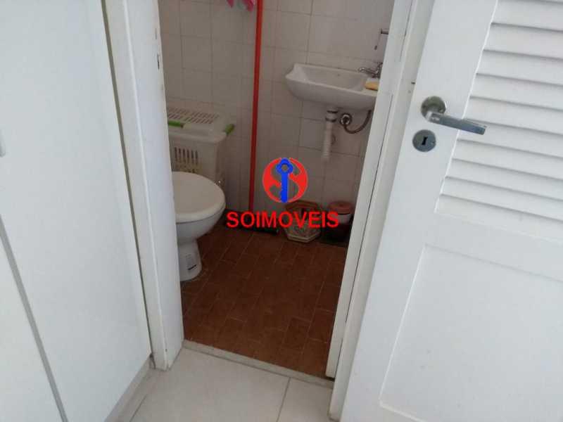 bh serv - Apartamento 2 quartos à venda Andaraí, Rio de Janeiro - R$ 480.000 - TJAP20582 - 26