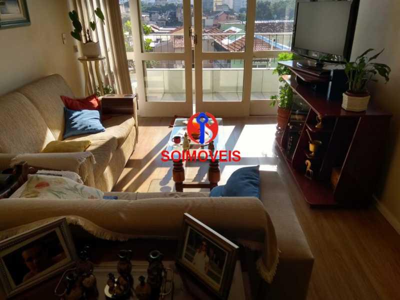 sl - Apartamento 2 quartos à venda Andaraí, Rio de Janeiro - R$ 480.000 - TJAP20582 - 1