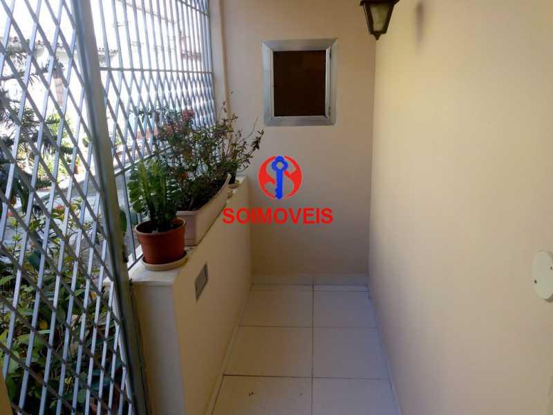 VAR - Apartamento 2 quartos à venda Vila Isabel, Rio de Janeiro - R$ 320.000 - TJAP20898 - 3