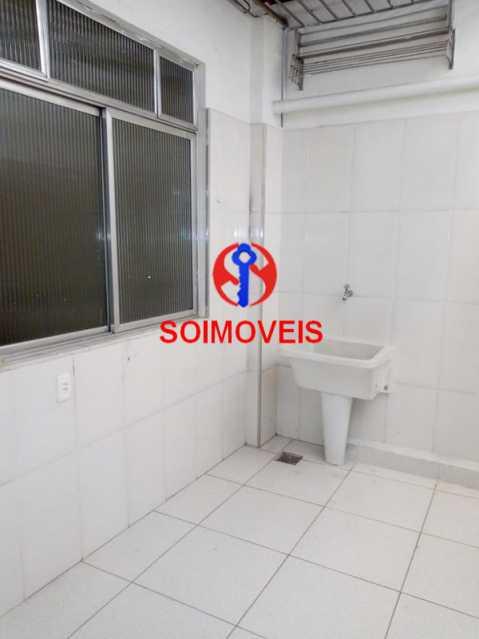 area  - Apartamento 2 quartos à venda Vila Isabel, Rio de Janeiro - R$ 320.000 - TJAP20898 - 12