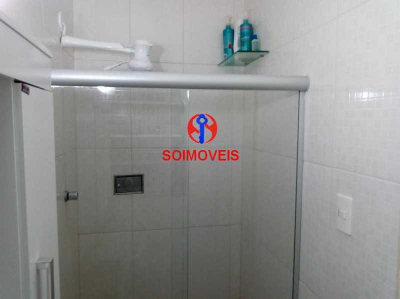 banheiro - Apartamento 2 quartos à venda Vila Isabel, Rio de Janeiro - R$ 320.000 - TJAP20898 - 10