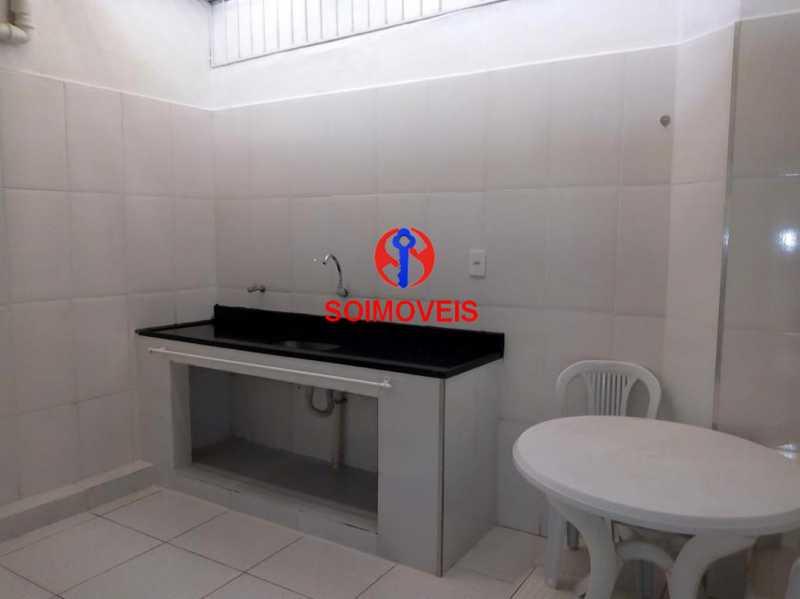 cozinha - Apartamento 2 quartos à venda Vila Isabel, Rio de Janeiro - R$ 320.000 - TJAP20898 - 9