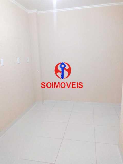 quarto - Apartamento 2 quartos à venda Vila Isabel, Rio de Janeiro - R$ 320.000 - TJAP20898 - 7