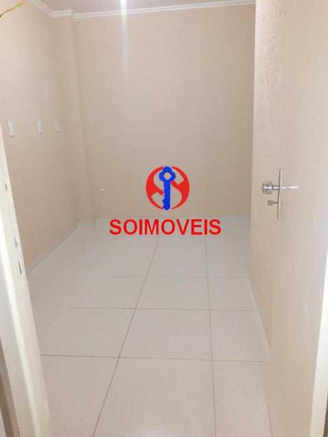 quarto - Apartamento 2 quartos à venda Vila Isabel, Rio de Janeiro - R$ 320.000 - TJAP20898 - 6