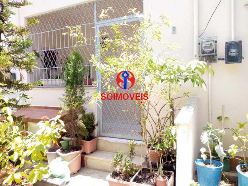 frente - Apartamento 2 quartos à venda Vila Isabel, Rio de Janeiro - R$ 320.000 - TJAP20898 - 1