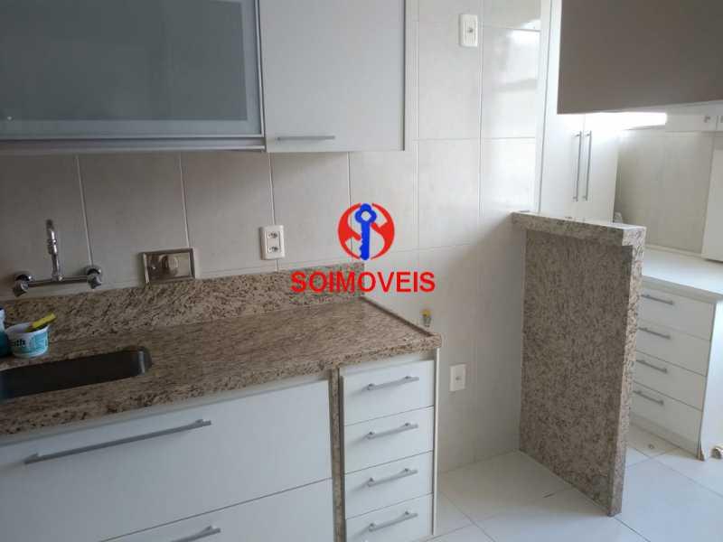 3-coz - Apartamento 2 quartos à venda Vila Isabel, Rio de Janeiro - R$ 380.000 - TJAP20588 - 10
