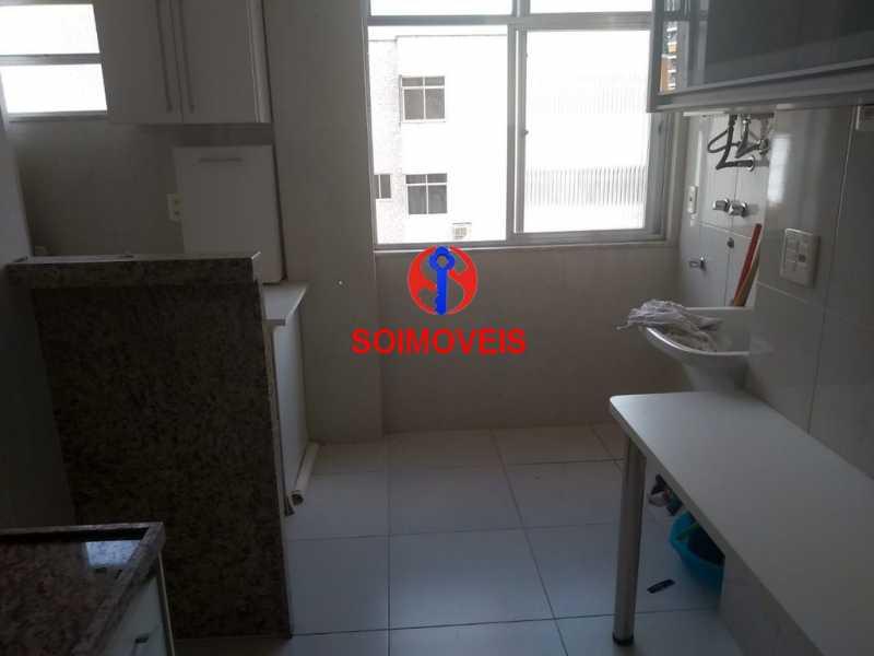 4-ar - Apartamento 2 quartos à venda Vila Isabel, Rio de Janeiro - R$ 380.000 - TJAP20588 - 14