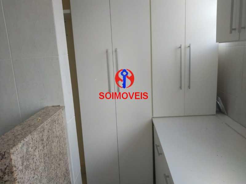 4-ar2 - Apartamento 2 quartos à venda Vila Isabel, Rio de Janeiro - R$ 380.000 - TJAP20588 - 15