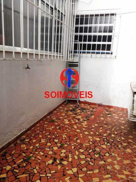 ar ext - Apartamento 2 quartos à venda Andaraí, Rio de Janeiro - R$ 330.000 - TJAP20590 - 21