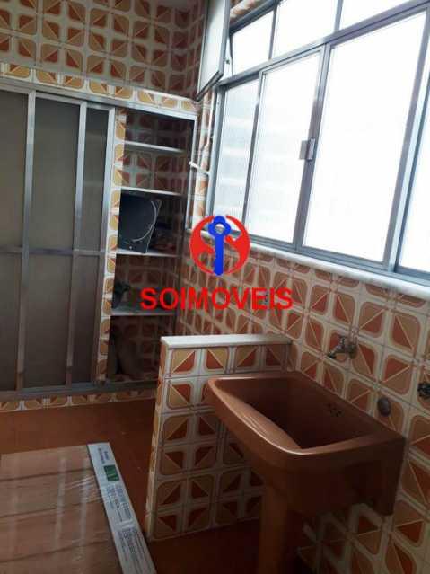 ar - Apartamento 2 quartos à venda Andaraí, Rio de Janeiro - R$ 330.000 - TJAP20590 - 18