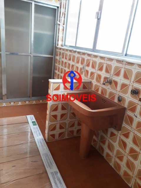ar - Apartamento 2 quartos à venda Andaraí, Rio de Janeiro - R$ 330.000 - TJAP20590 - 16