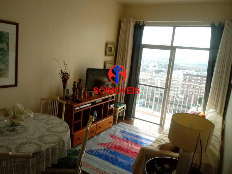 1-sl - Apartamento 2 quartos à venda Rocha, Rio de Janeiro - R$ 270.000 - TJAP20593 - 4