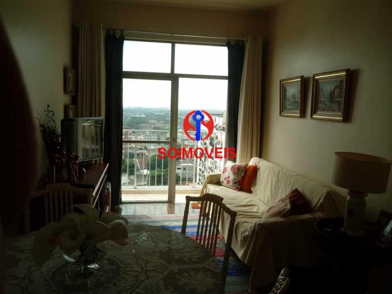 1-sl2 - Apartamento 2 quartos à venda Rocha, Rio de Janeiro - R$ 270.000 - TJAP20593 - 1