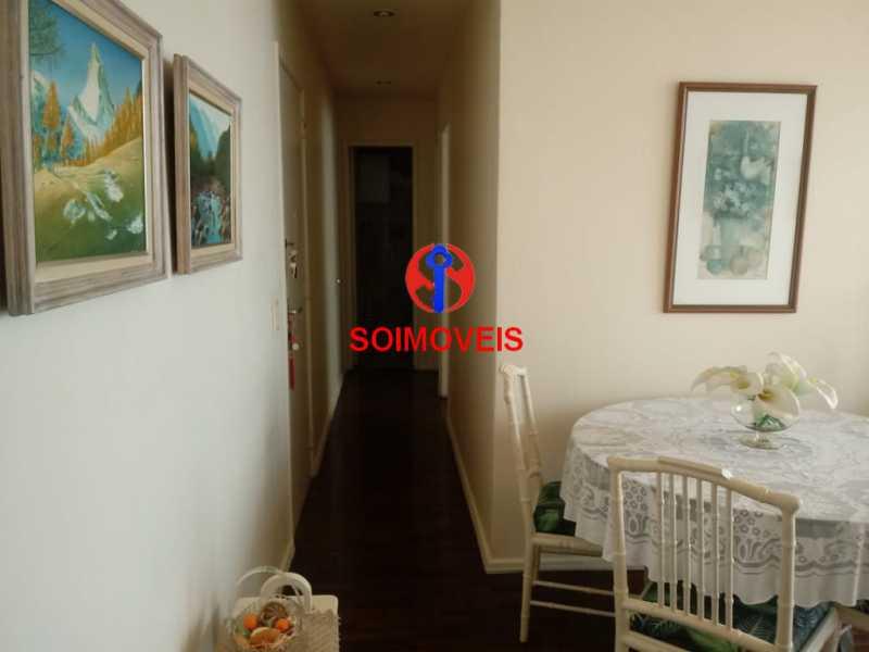 1-sl3 - Apartamento 2 quartos à venda Rocha, Rio de Janeiro - R$ 270.000 - TJAP20593 - 5