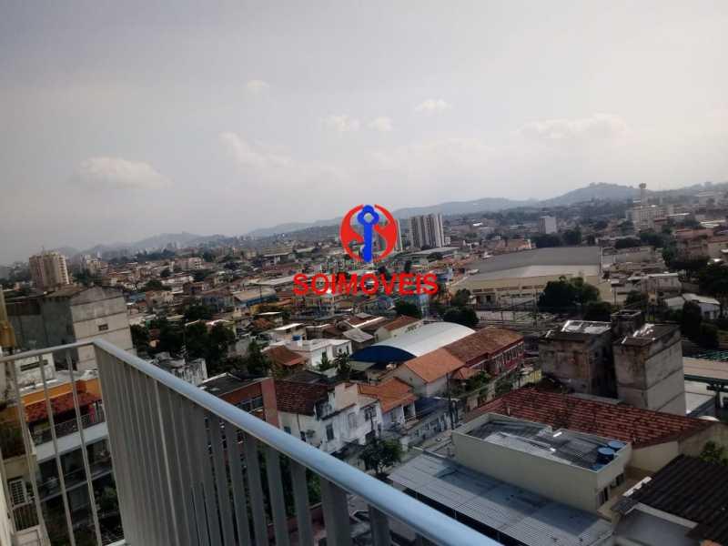 1-var - Apartamento 2 quartos à venda Rocha, Rio de Janeiro - R$ 270.000 - TJAP20593 - 3