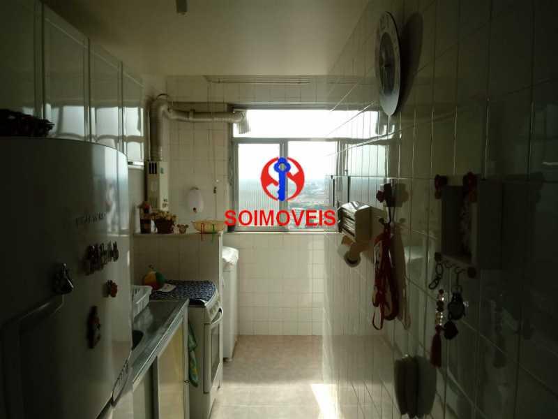 4-coz - Apartamento 2 quartos à venda Rocha, Rio de Janeiro - R$ 270.000 - TJAP20593 - 11