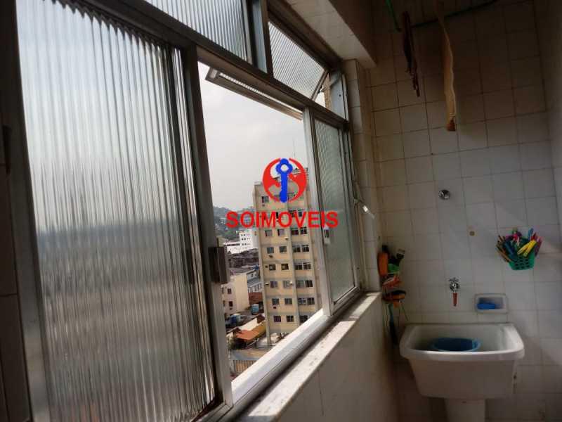 5-ar - Apartamento 2 quartos à venda Rocha, Rio de Janeiro - R$ 270.000 - TJAP20593 - 13