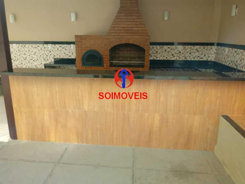 6-churras - Apartamento 2 quartos à venda Rocha, Rio de Janeiro - R$ 270.000 - TJAP20593 - 15