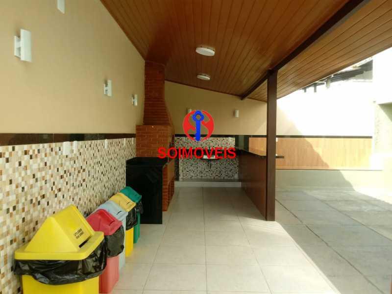 6-churras2 - Apartamento 2 quartos à venda Rocha, Rio de Janeiro - R$ 270.000 - TJAP20593 - 16