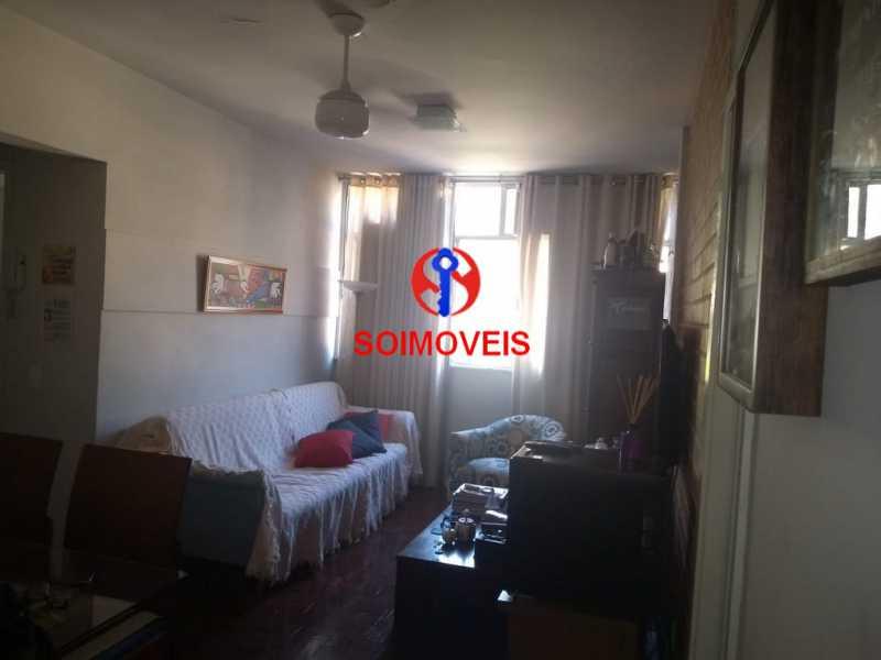 1-sl2 - Apartamento 2 quartos à venda Andaraí, Rio de Janeiro - R$ 300.000 - TJAP20595 - 3
