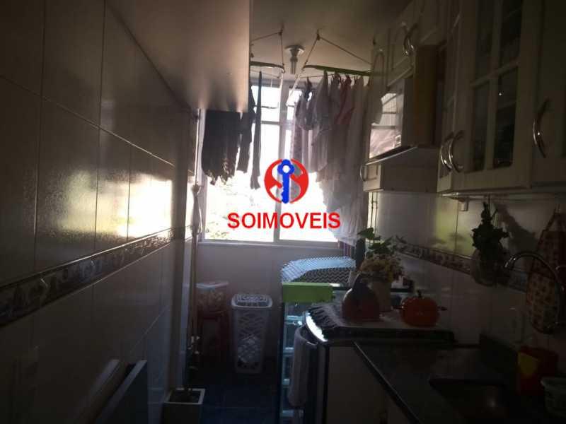 4-coz2 - Apartamento 2 quartos à venda Andaraí, Rio de Janeiro - R$ 300.000 - TJAP20595 - 12