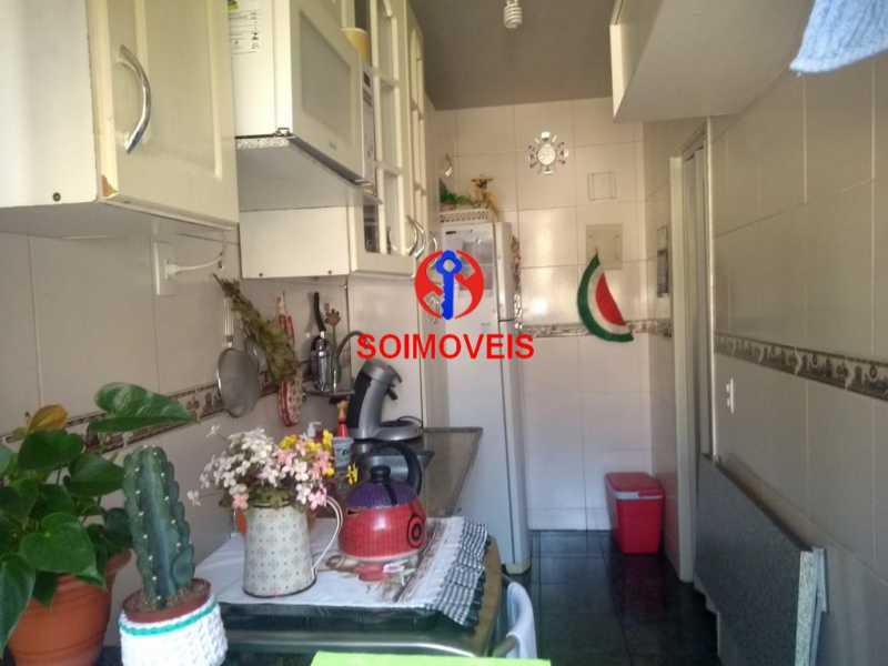 4-coz - Apartamento 2 quartos à venda Andaraí, Rio de Janeiro - R$ 300.000 - TJAP20595 - 23