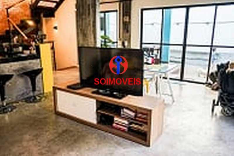 1-sl - Casa em Condomínio 2 quartos à venda Rocha, Rio de Janeiro - R$ 580.000 - TJCN20001 - 4