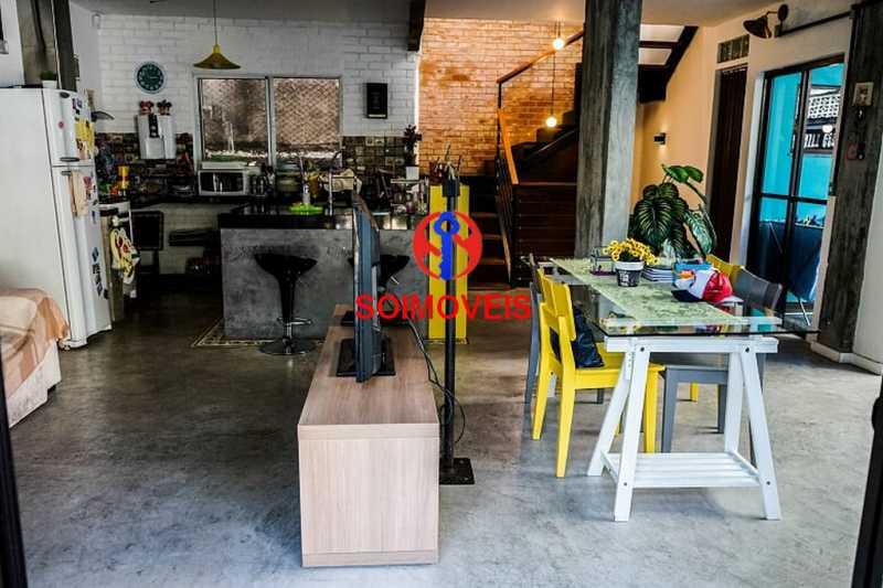 1-sl2 - Casa em Condomínio 2 quartos à venda Rocha, Rio de Janeiro - R$ 580.000 - TJCN20001 - 5