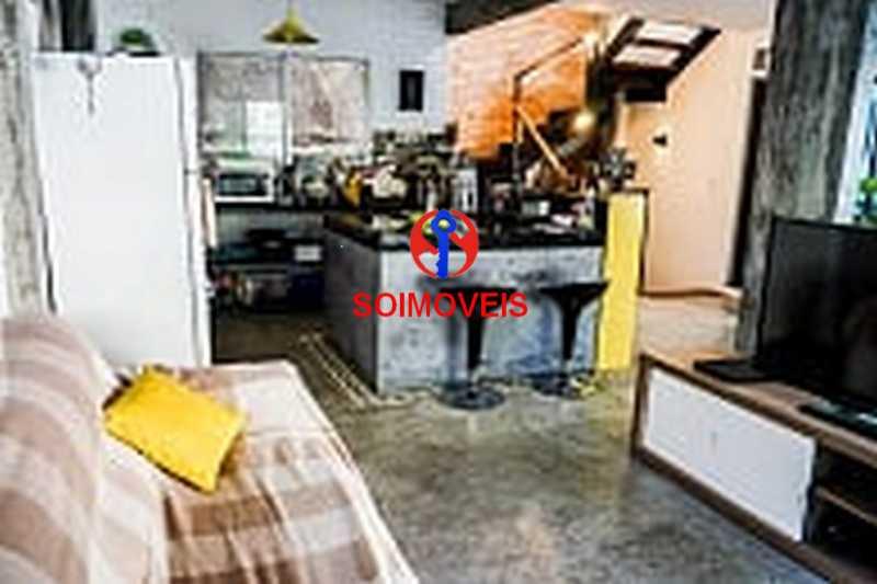 1-sl3 - Casa em Condomínio 2 quartos à venda Rocha, Rio de Janeiro - R$ 580.000 - TJCN20001 - 6