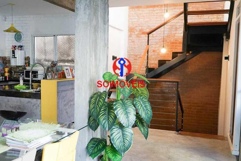 1-sl4 - Casa em Condomínio 2 quartos à venda Rocha, Rio de Janeiro - R$ 580.000 - TJCN20001 - 7