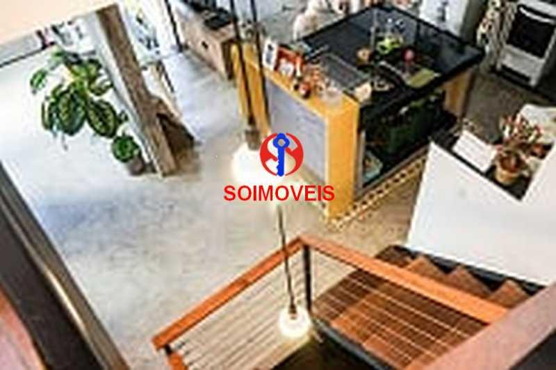 1-sl5 - Casa em Condomínio 2 quartos à venda Rocha, Rio de Janeiro - R$ 580.000 - TJCN20001 - 8