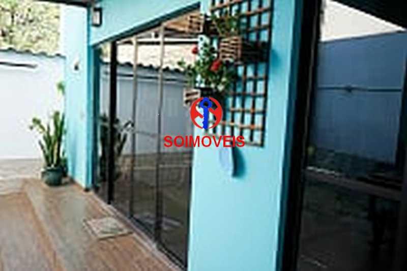 1-var - Casa em Condomínio 2 quartos à venda Rocha, Rio de Janeiro - R$ 580.000 - TJCN20001 - 1
