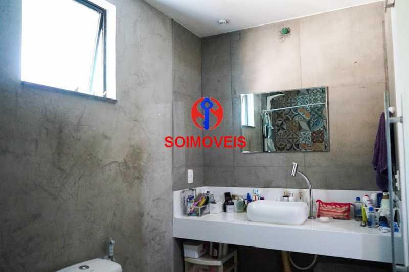 2-1qtobhsu - Casa em Condomínio 2 quartos à venda Rocha, Rio de Janeiro - R$ 580.000 - TJCN20001 - 12