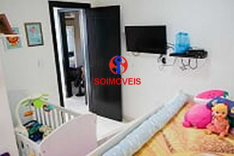 2-2qto - Casa em Condomínio 2 quartos à venda Rocha, Rio de Janeiro - R$ 580.000 - TJCN20001 - 13