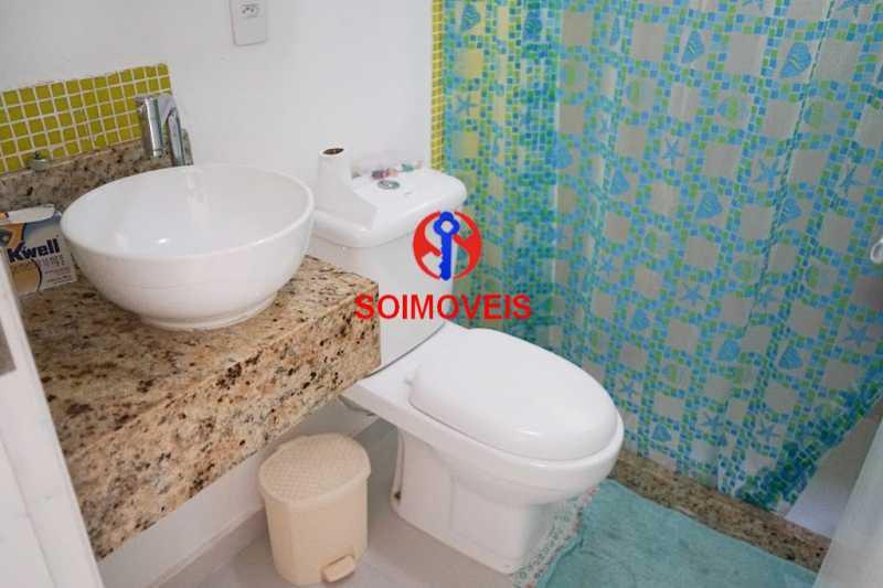 2-2qtobhsu - Casa em Condomínio 2 quartos à venda Rocha, Rio de Janeiro - R$ 580.000 - TJCN20001 - 14
