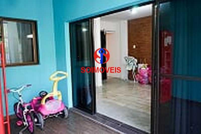2-sljgs2 - Casa em Condomínio 2 quartos à venda Rocha, Rio de Janeiro - R$ 580.000 - TJCN20001 - 16