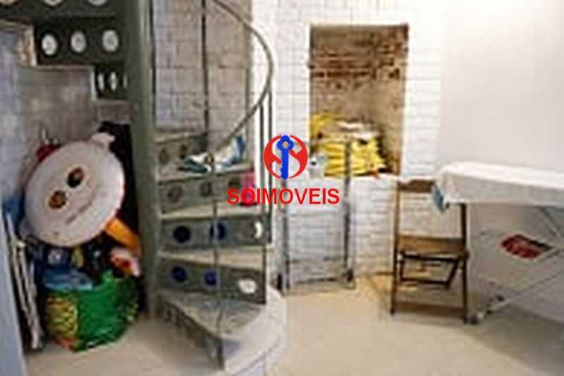 5-ar - Casa em Condomínio 2 quartos à venda Rocha, Rio de Janeiro - R$ 580.000 - TJCN20001 - 20