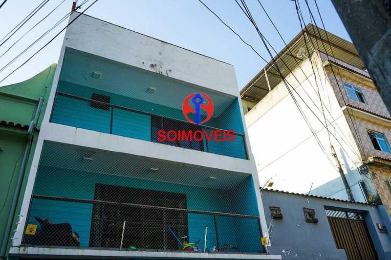 6-entr - Casa em Condomínio 2 quartos à venda Rocha, Rio de Janeiro - R$ 580.000 - TJCN20001 - 17
