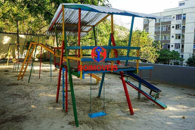 6-parq - Casa em Condomínio 2 quartos à venda Rocha, Rio de Janeiro - R$ 580.000 - TJCN20001 - 18