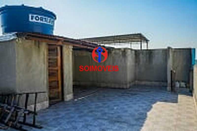 7-terr - Casa em Condomínio 2 quartos à venda Rocha, Rio de Janeiro - R$ 580.000 - TJCN20001 - 21