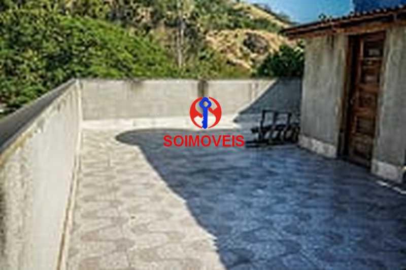 7-terr2 - Casa em Condomínio 2 quartos à venda Rocha, Rio de Janeiro - R$ 580.000 - TJCN20001 - 22