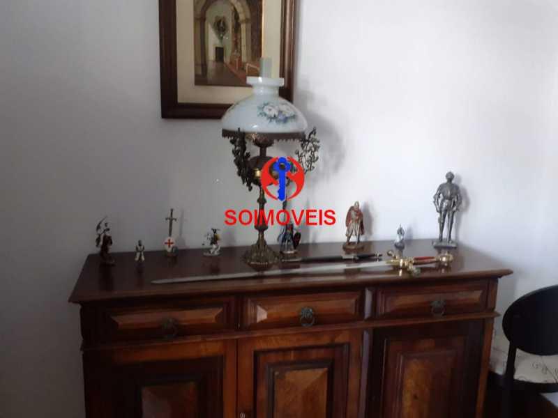 1-sl4 - Casa 5 quartos à venda Grajaú, Rio de Janeiro - R$ 1.600.000 - TJCA50004 - 8
