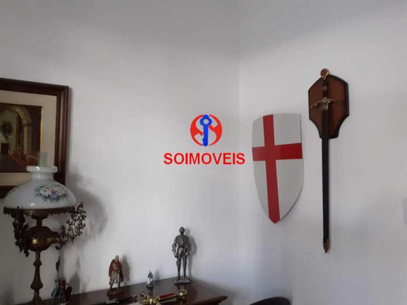 1-sl5 - Casa 5 quartos à venda Grajaú, Rio de Janeiro - R$ 1.600.000 - TJCA50004 - 9