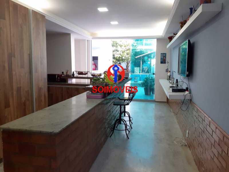 2-cop - Casa 5 quartos à venda Grajaú, Rio de Janeiro - R$ 1.600.000 - TJCA50004 - 11
