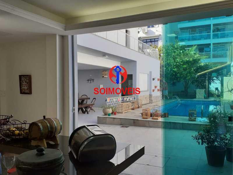 2-cop2 - Casa 5 quartos à venda Grajaú, Rio de Janeiro - R$ 1.600.000 - TJCA50004 - 12