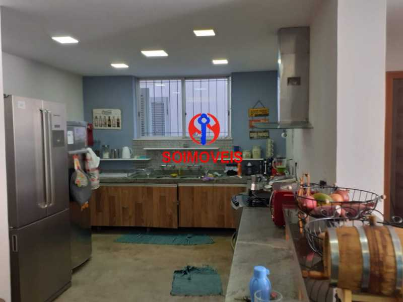 2-coz - Casa 5 quartos à venda Grajaú, Rio de Janeiro - R$ 1.600.000 - TJCA50004 - 14