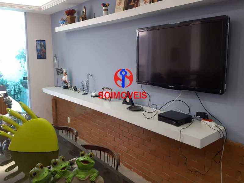 2-coz2 - Casa 5 quartos à venda Grajaú, Rio de Janeiro - R$ 1.600.000 - TJCA50004 - 13