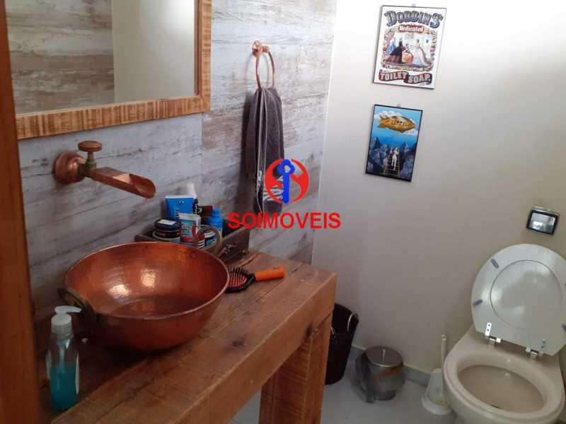 3-bhs - Casa 5 quartos à venda Grajaú, Rio de Janeiro - R$ 1.600.000 - TJCA50004 - 15