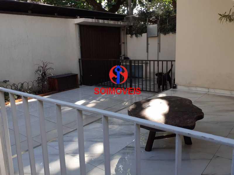 4-quin - Casa 5 quartos à venda Grajaú, Rio de Janeiro - R$ 1.600.000 - TJCA50004 - 16