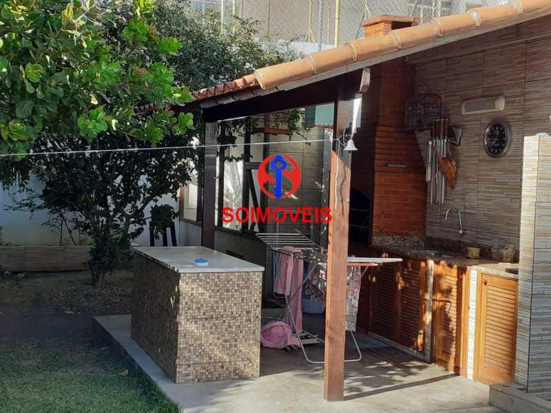 5-arex - Casa 5 quartos à venda Grajaú, Rio de Janeiro - R$ 1.600.000 - TJCA50004 - 18